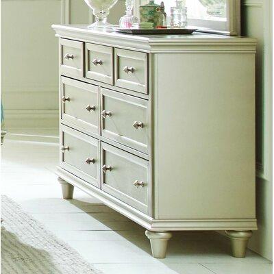 Cornelius 7 Drawer Standard Dresser
