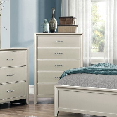 Enya 5 Drawer Chest