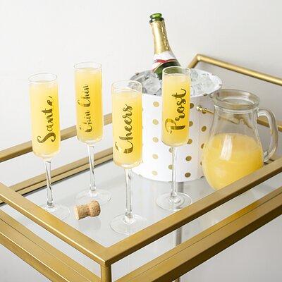 Lesse 8 Oz. Champagne Flute