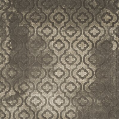 Krenwik Gray/Charcoal Area Rug Rug Size: Square 67