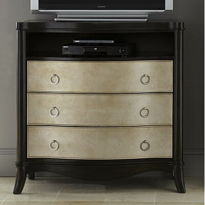 Archer 3 Drawer Media Chest