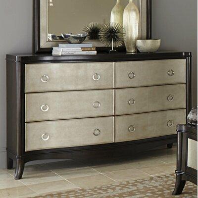Archer 6 Drawer Standard Dresser