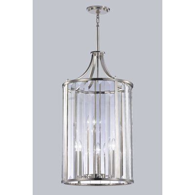 Theodora� 6-Light Foyer Pendant