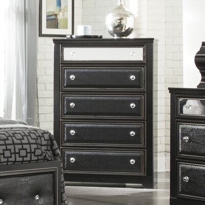 Aquilae 5 Drawer Chest