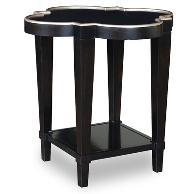 Violette End Table Finish: Ebony