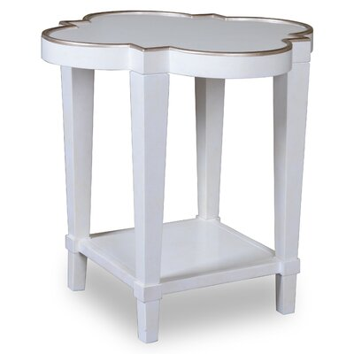 Giuditta End Table Color: Parchment