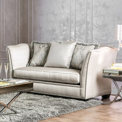 Rialto Transitional Loveseat