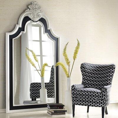 Arch/Crowned top Horizontal Floor Mirror