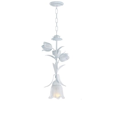Fawley 1-Light Pendant Finish: Sage