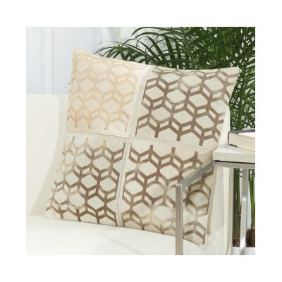Fiedler Modern Cubes Throw Pillow