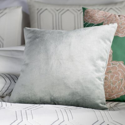 Brosley Velvet Throw Pillow Size: 18 H x 18 W