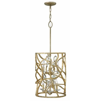 Diandre 6-Light Foyer Pendant