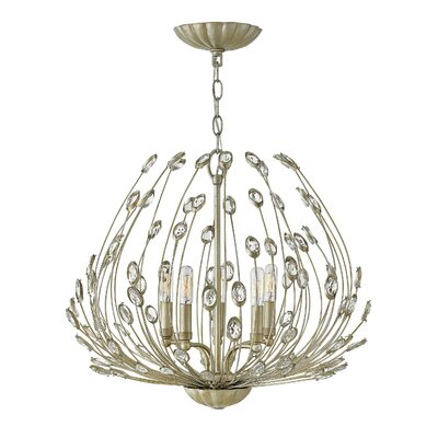 Kenton 5-Light Crystal Chandelier