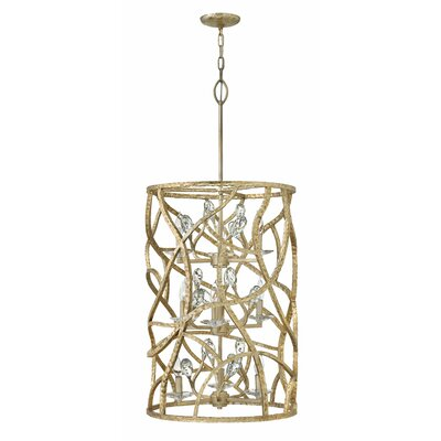 Diandre 9-Light Foyer Pendant