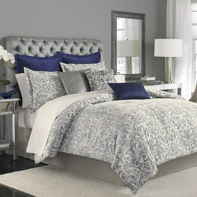 Rogalski 8 Piece Comforter Set Size: Queen