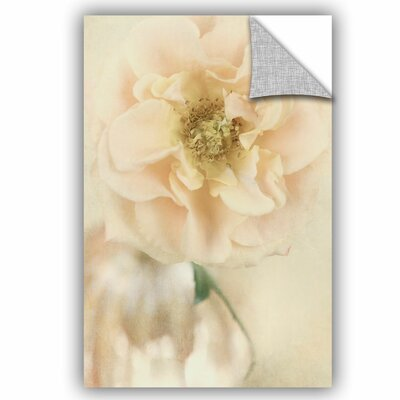 Rose III Removable Wall Decal Size: 12