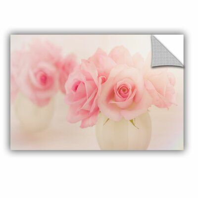 Roses Removable Wall Decal Size: 08