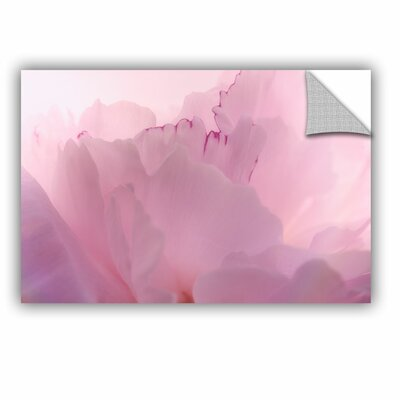 Peony II Removable Wall Decal Size: 08