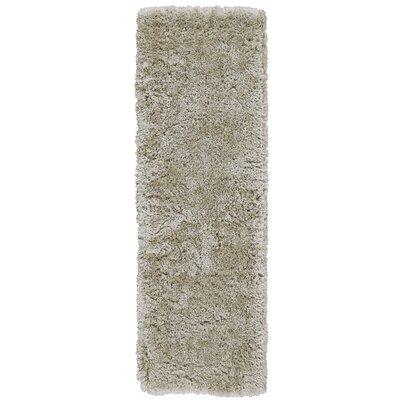 Calanthe Sand Area Rug Rug Size: Runner 26 x 8