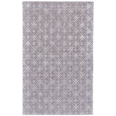Gloria Hand-Tufted Beige Area Rug Rug Size: Rectangle 5 x 8