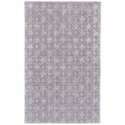Gloria Hand-Tufted Beige Area Rug Rug Size: Rectangle 36 x 56