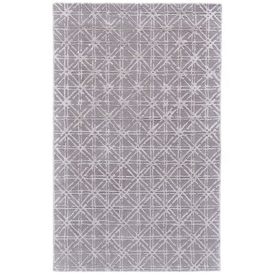 Gloria Hand-Tufted Beige Area Rug Rug Size: Rectangle 8 x 11