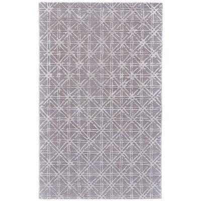 Gloria Hand-Tufted Beige Area Rug Rug Size: Rectangle 8 x 11