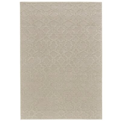 Chevalier Ivory Area Rug Rug Size: Rectangle 5 x 8