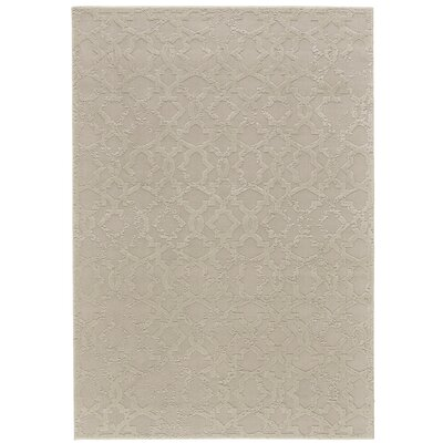 Chevalier Ivory Area Rug Rug Size: 8 x 11