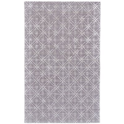 Gloria Hand-Tufted Beige Area Rug Rug Size: Rectangle 96 x 136