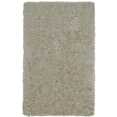 Calanthe Sand Area Rug Rug Size: 96 x 136