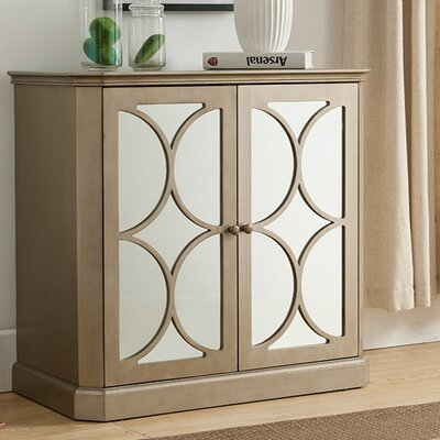 Rutherford Wood Door Credenza
