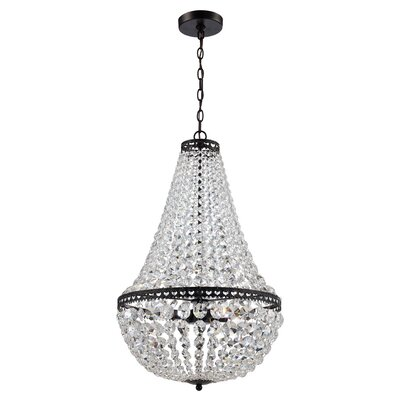 Duron 4-Light Empire Chandelier
