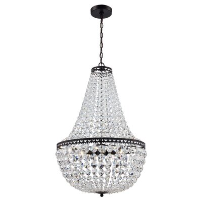 Duron 5-Light Empire Chandelier