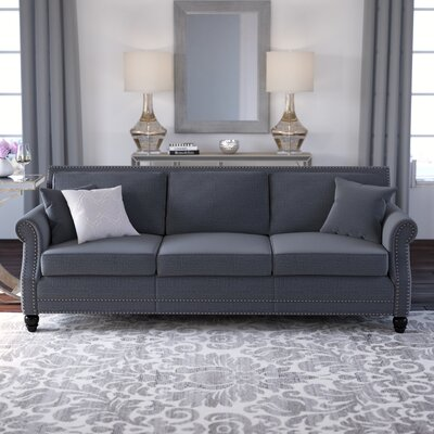 Bournemouth Sofa Upholstery: Grey