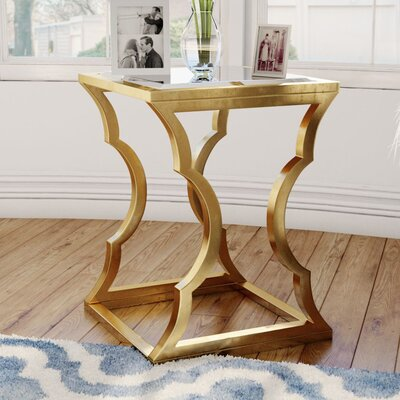 Roy Square End Table