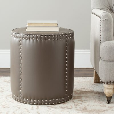 Kendal Ottoman Upholstery: Clay