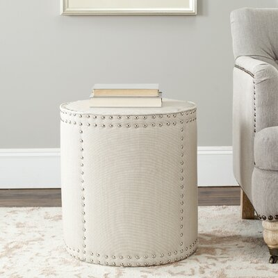 Kendal Ottoman Upholstery: Beige
