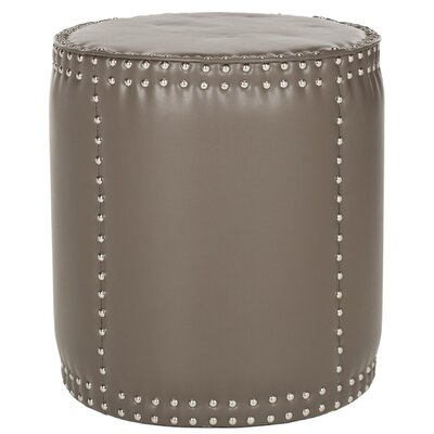 Astra Ottoman Upholstery: Clay