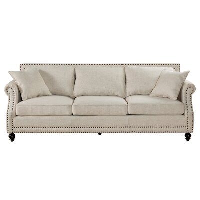 Lore Sofa Upholstery: Beige