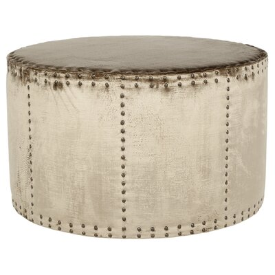 Blakesley Ottoman Upholstery: Antique Sage