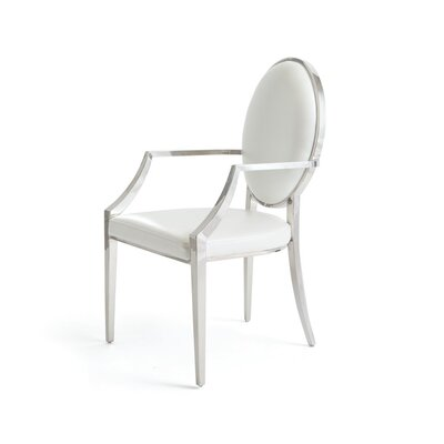 Cierra Leather Upholstered Dining Chair