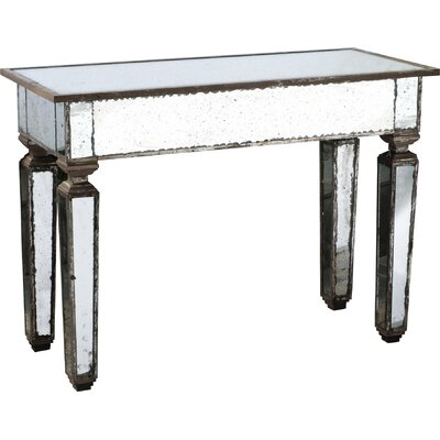 Isidoro Mirror Console Table
