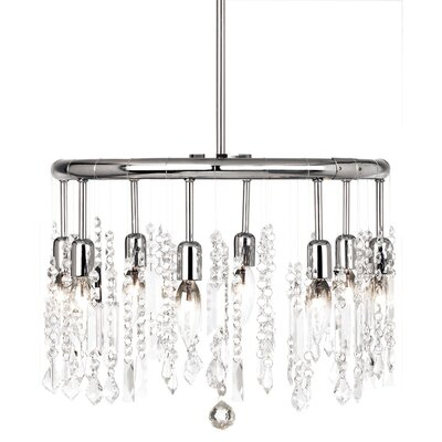 Deston 8-Light Convertible Pendant