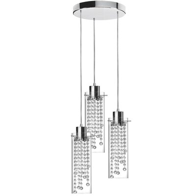 Deston 3-Light Pendant