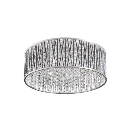 Raquel 7-Light Flush Mount