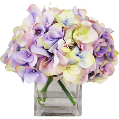 House of Hampton Hydrangea Water Floral