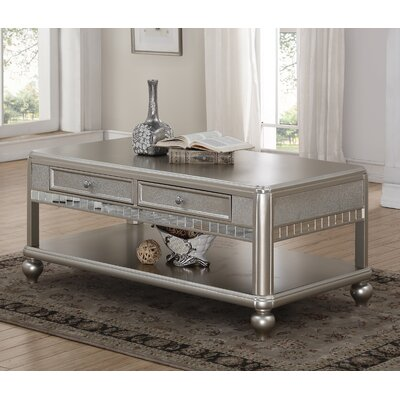 Malabar 2 Drawer Coffee Table
