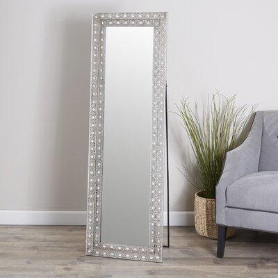 Sveta Rectangle Glass Floor Mirror WRLO7885 40783269