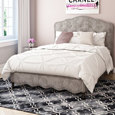 Cassiter Upholstered Platform Bed